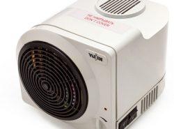 Керамический тепловентилятор обладает длительным сроком службы и хорошей компактностью