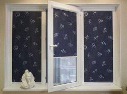 Изготовить рулонные шторы вполне можно самостоятельно, главное — ознакомиться с детальным мастер-классом