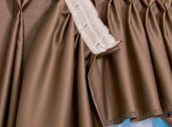 Шторная лента является очень важной составляющей текстильного оформления