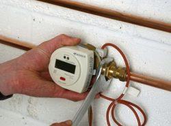 Благодаря тепловым счетчикам можно существенно сэкономить на оплате за отопление