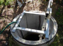Быстро и легко накачать воду из колодца можно при помощи практичного насоса