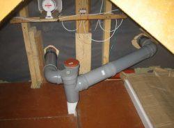 Вентиляция в частном доме из канализационных труб – отличное решение многих проблем