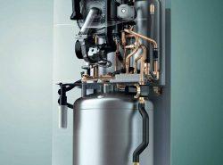 Газовый котел со встроенным бойлером имеет длительный срок службы и отличные эксплуатационные качества
