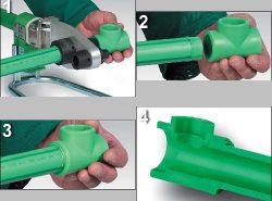 Чтобы правильно произвести сварку пластиковых труб, необходимо детально ознакомиться с технологией этого процесса