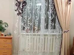 Бандо для штор – это оригинальное и красивое оформление окна
