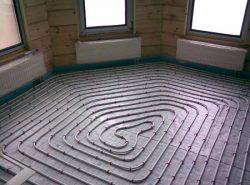 Благодаря теплому полу можно существенно улучшить эксплуатационные качества любого помещения