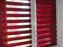 Рулонные шторы не только защищают дом от солнца, но и вписываются в любой интерьер