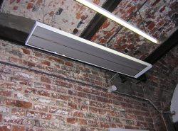 При выборе обогревателя для гаража следует учитывать его площадь и предназначение